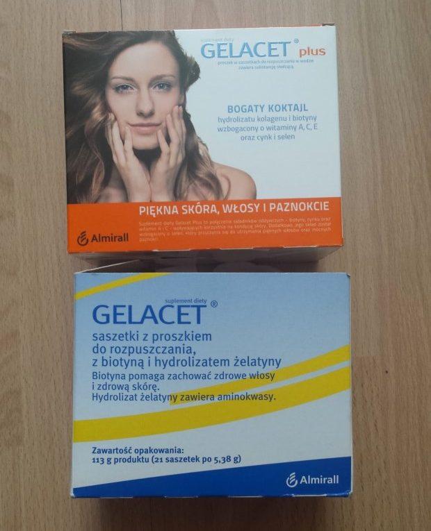 Porost włosów? Najgorsze szaszetki Gelacet plus - opinie po leczeniu