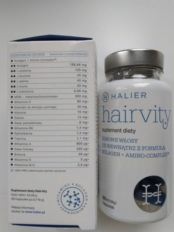 Hairvity opinie