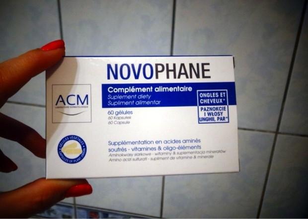 Novophane opinie