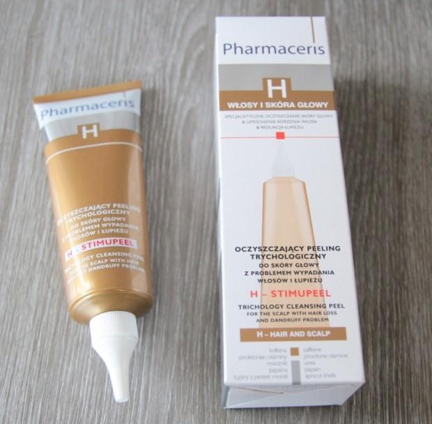 Opowieść o Pharmaceris H Stimupeel - opinie po kuracji