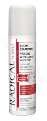 Suchy szampon Radical Med - opinie po rozczarowaniu