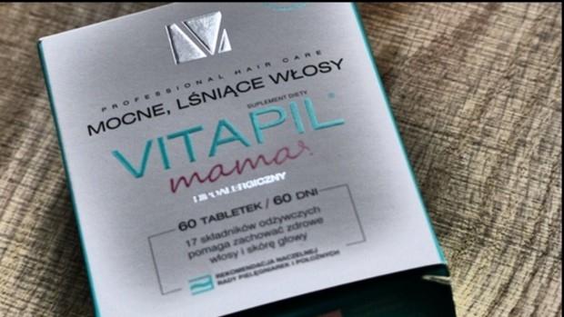 Przepłacone tabletki Vitapil Mama - opinie po stracie pieniędzy