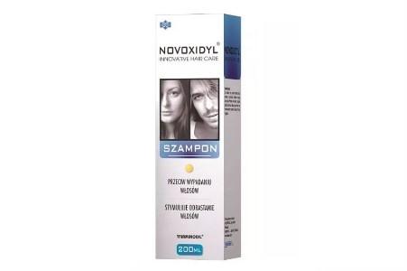 Novoxidyl szampon - opinie o szamponie przeciw wypadaniu włosów