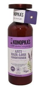 Odżywka przeciw wypadaniu włosów Dr. Konopka's - opinie o nieskutecznym preparacie