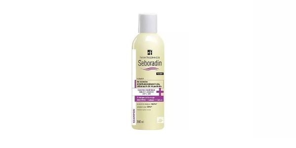 Seboradin Niger szampon - opinie o nieskutecznym produkcie