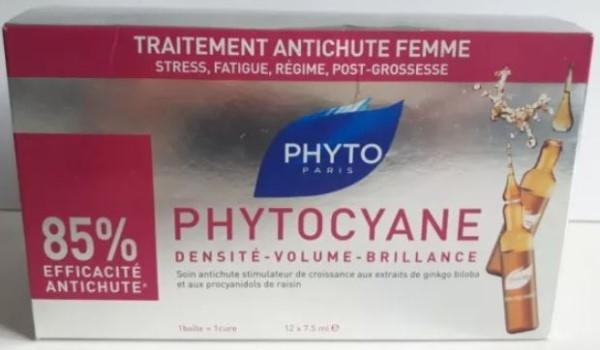 Serum Phytocyane - opinie po produkcie, który mnie zawiódł