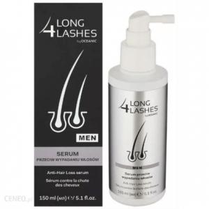 Serum przeciw wypadaniu włosów Long 4 Lashes - opinia o nieskutecznym preparacie