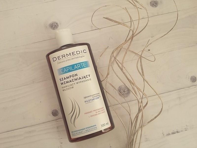 szampon Dermedic Capilarte opinie