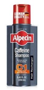Szampon przeciw wypadaniu włosów Alpecin C1 - czy warto było?