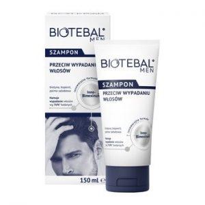 Szampon przeciw wypadaniu włosów Biotebal Men - opinie po przetestowaniu