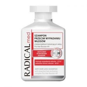 Szampon przeciw wypadaniu włosów Radical Med - opinie po fatalnej kuracji