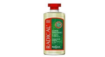Radical - opinie o nieskutecznym szamponie na wypadanie włosów