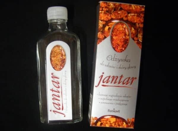 Wcierka Jantar - opinie o przereklamowanym produkcie